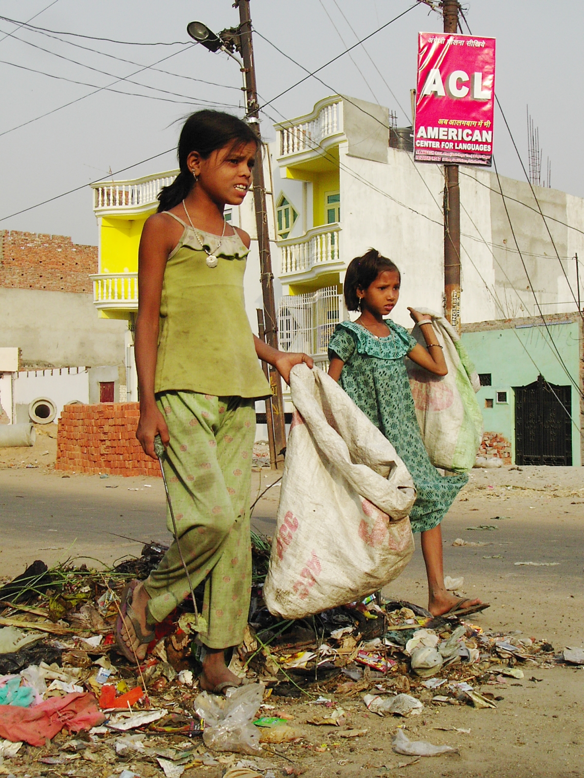 an essay about poverty in india